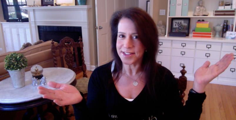 VIDEO SPARK: Susie Mordoh talks Strength
